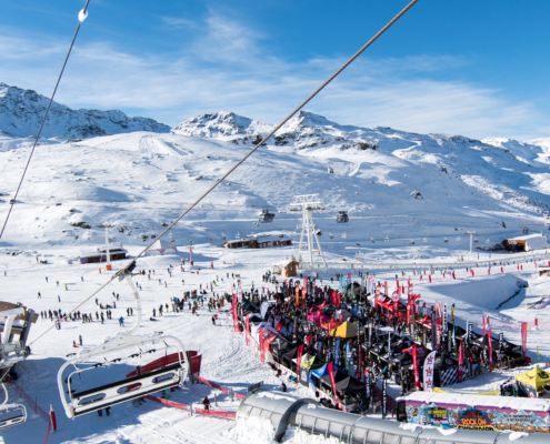 Val Thorens narty